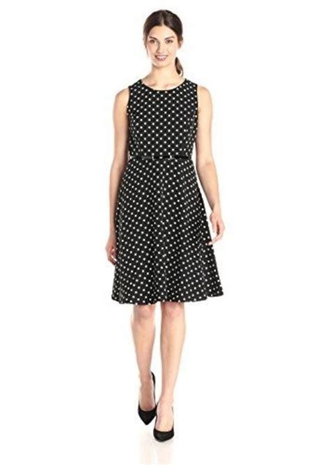 Sale Dress Polka 117 Busui kasper kasper s polka dot a line dress dresses shop it to me