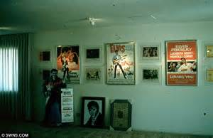 Keeps Secret Room Filled With Toys by Palm Springs Nest Elvis Used To Wine And