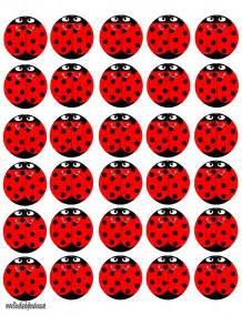 Sams Club Table Lady Bug Peppermint Patties Free Printable Everyday Parties