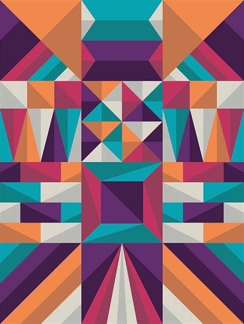 different patterns using geometric shapes design with geometric shapes design decoration