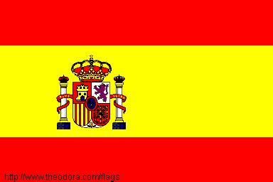 Ourhealthcare Other Countries Printable Spain Flag
