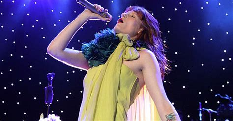 Florence Syari florence and the machine the live photos of the week rolling
