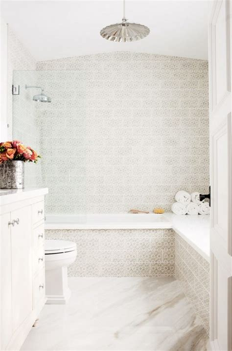 cement tile bathroom loving patterned cement tile the sweetest occasion