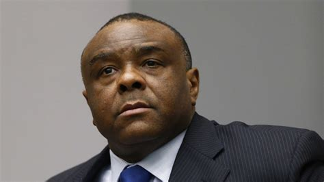 Be Mba by Former Drc Vice President Bemba Jailed For War Crimes