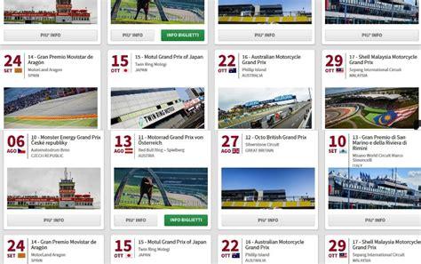 Motogp Calendar Motogp 2017 Calendario Date Circuiti Ddg Magazine