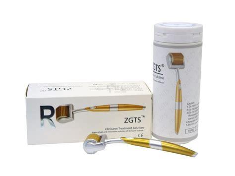 Zgts Derma Roller Titanium Dermaroller zgts titanium micro needle anti ageing acne scar wrinkle skin care derma roller ebay