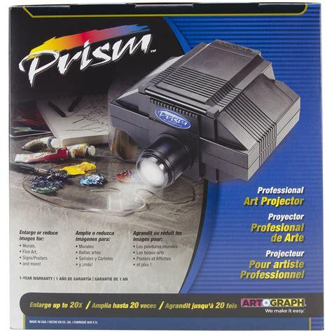 prism opaque art projector