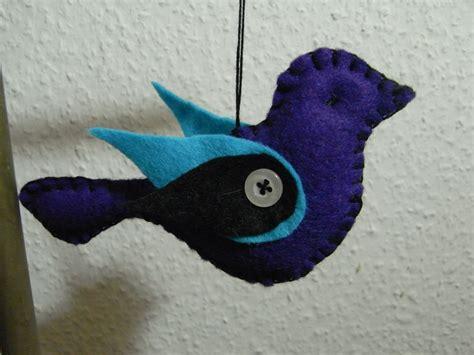 pattern felt bird ornament felt bird pattern catalog of patterns