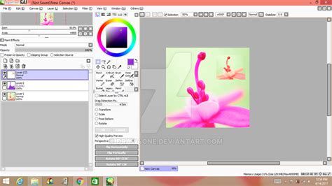 paint tool sai reddit edited by paint tool sai picture by draw4one on