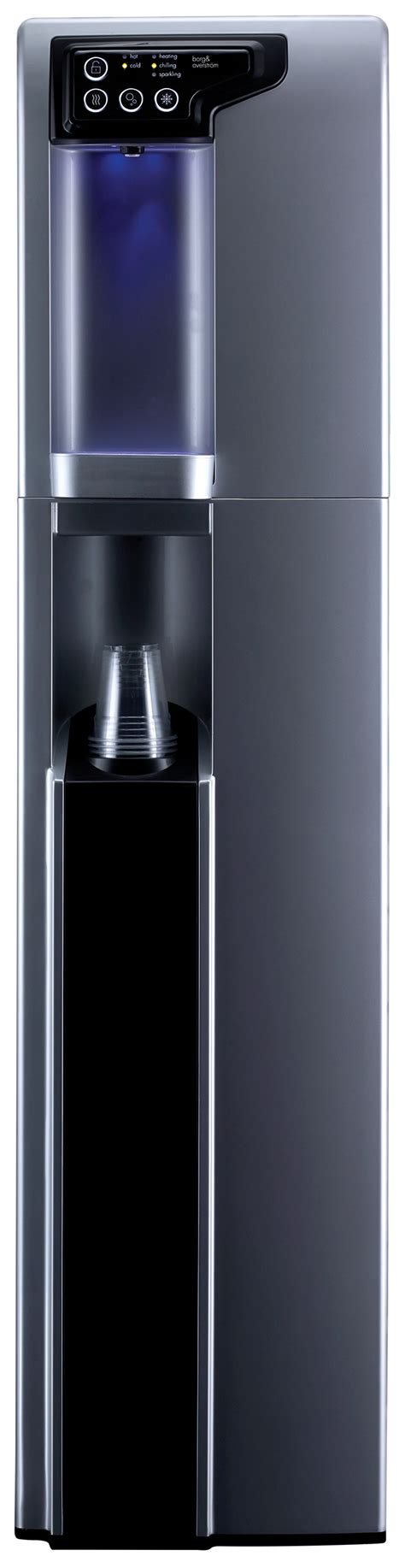 Plumbed Water Cooler by Borg Overstrom B4 Plumbed Water Cooler Pou Countertop