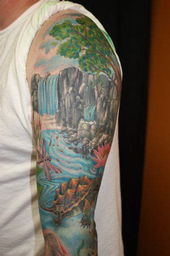japanese waterfall tattoo designs 17 best images about waterfall tat udeas on
