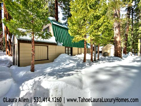Mountain Cabins For Sale In California by Tahoe Mountain Cabin For Sale In Tahoma California Lake Tahoe Truckee Luxury Real Estate