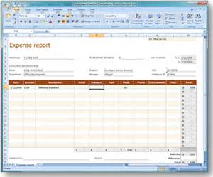 expense manager excel template best photos of office report template progress report