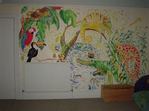 Hand Painted Wall Mural image hand painted wall murals download