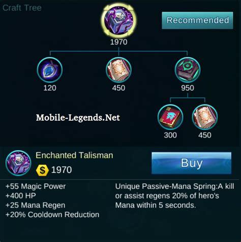 mobile legends items crafting item tree 2018 mobile legends