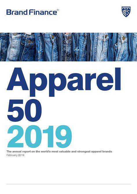 brand finance brand finance apparel