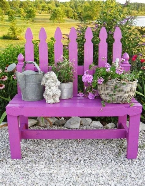 enhance the look of your garden with 18 cool diy projects