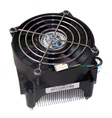 Fan Processor Varr0 Lga 775 hp 381874 002 dc7600 cmt lga775 processor heatsink and fan