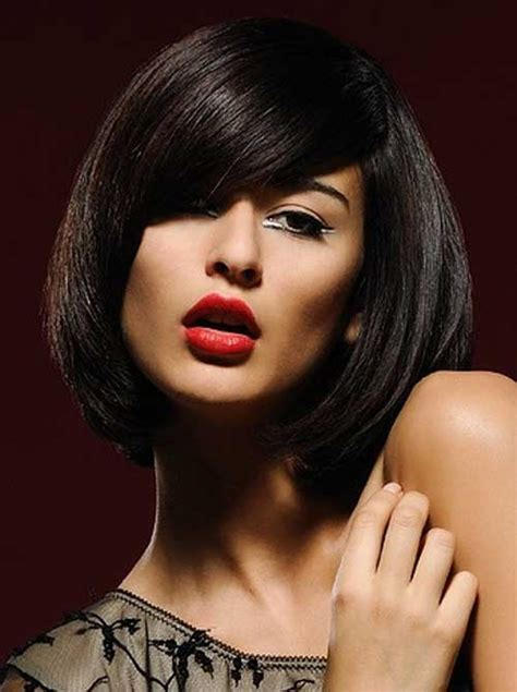 hot hair styles women in paris 30 short straight haircuts short hairstyles 2017 2018