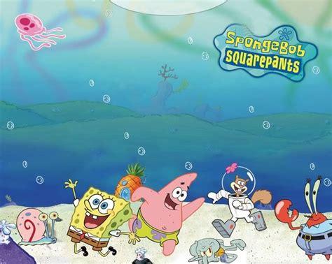 spongebob layout invitation spongebob background ref board deep sea pinterest