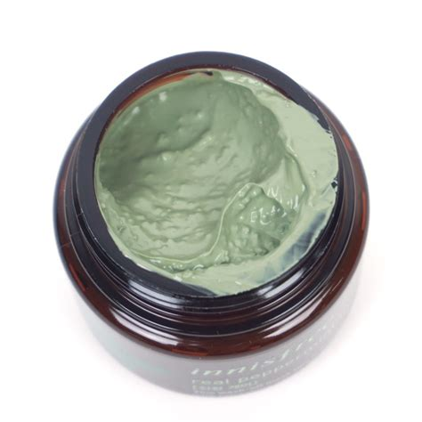 Innisfree Real Mask innisfree real mask peppermint review