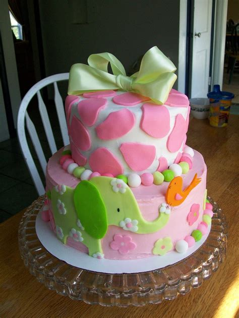 Elephant Baby  Ee  Cake Ee   Cakes  Ee  Ideas Ee   Pinterest Baby