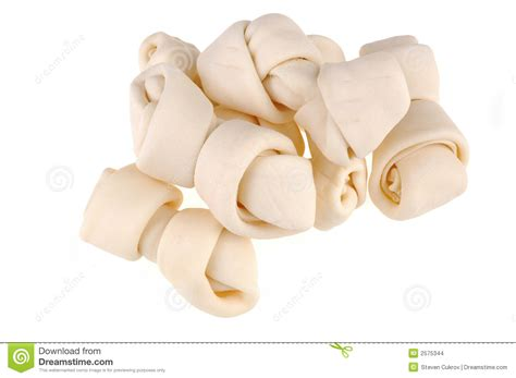 puppies and rawhide rawhide bones stock images image 2575344