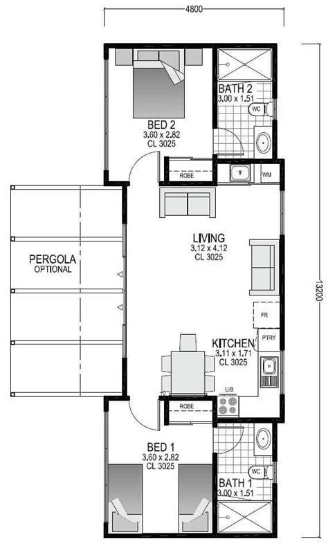 2 Bedroom Modular Home Ocean Retreat | Evoke Living Homes