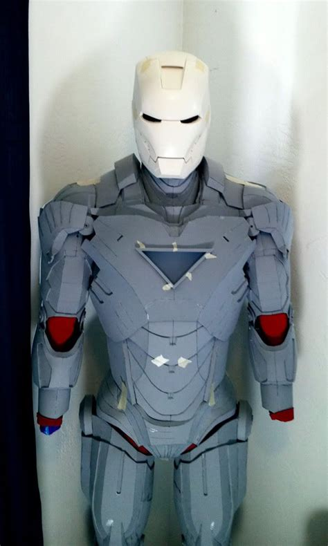 thread longer active iron man armor diy iron man