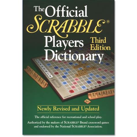 official scrabble dictionary scrabble dictionary