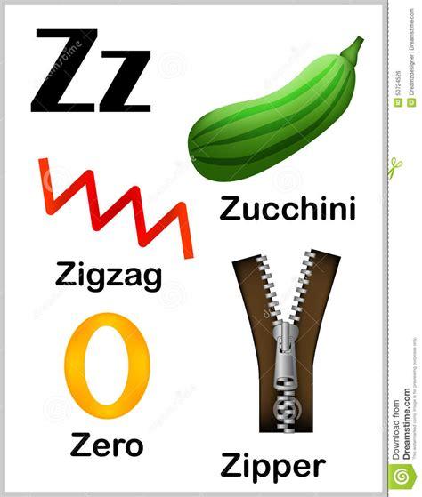 imagenes en ingles con la letra z im 225 genes de la letra z del alfabeto ilustraci 243 n del vector