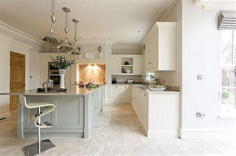 Designer Kitchen Lighting by Luxurious Open Plan Kitchen By Tom Howley The Kitchen