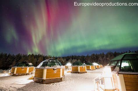 igloo northern lights photo arctic glass igloos and northern lights in