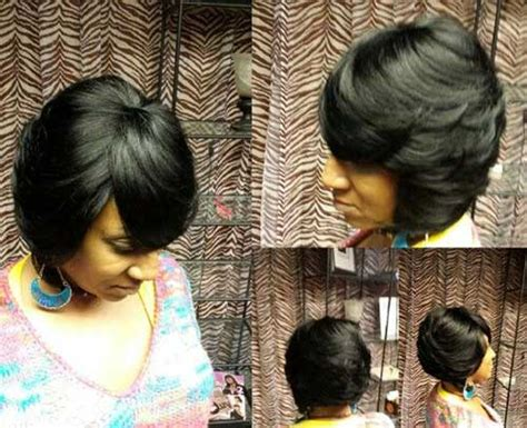 layered bob quick weave short hairstyle 2013 layered feathered back hair short hairstyle 2013