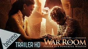 war room official teaser trailer 2015 alex kendrick
