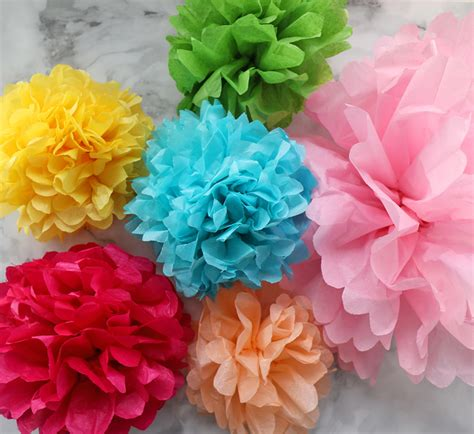 Learn To Make Paper Flowers - the craft patch tissue paper flowers the ultimate guide