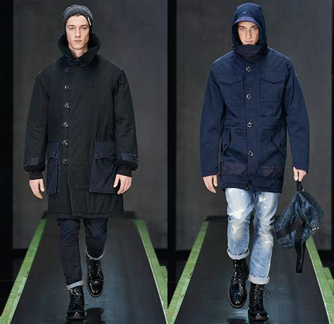 menswear denim winter 2015 trends g star raw 2015 2016 fall autumn winter mens runway looks