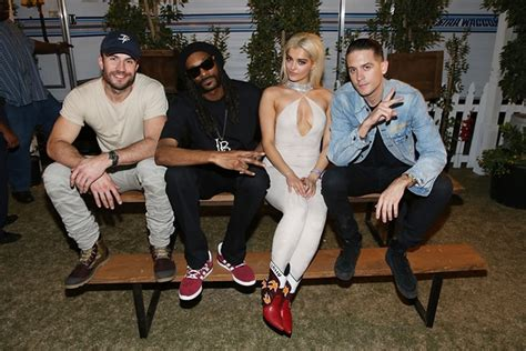 sam hunt fan club eminem s the monster co writer bebe rexha visits phi