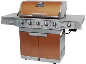 home depot bbq brinkmann medallion 5 burner gas grill review