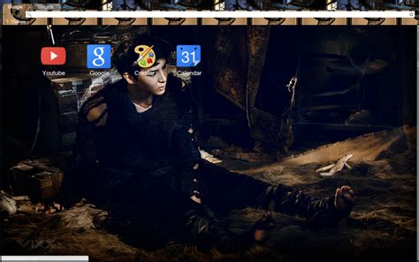google themes doctor who voodoo leo google chrome theme by doctorjester on deviantart