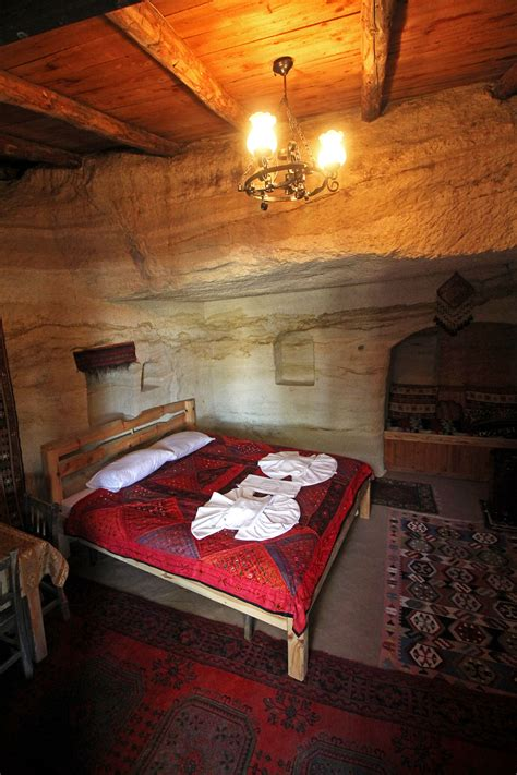 natureland cave hotel what it s like to stay in a cave room in g 246 reme cappadocia turkey