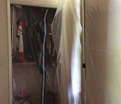 Mold In Bedroom Closet by Servpro Of Anchorage Gallery Photos