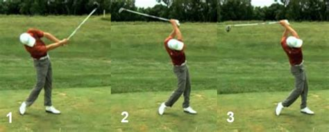 secondary axis tilt golf swing swing analysis