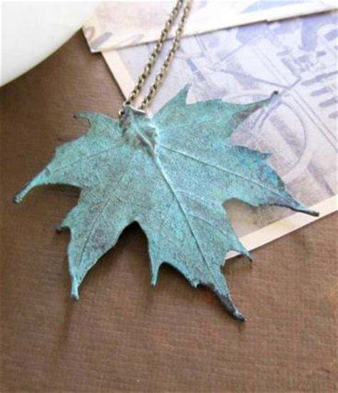 how to make real leaf jewelry 17 best images about electroplating on copper