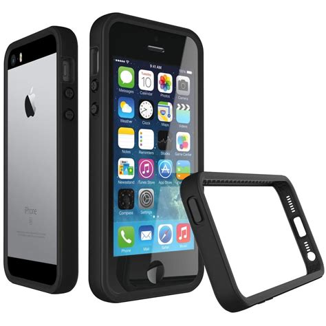 0 iphone 7 plus rhinoshield crashguard 2 0 bumper for iphone 7 7 plus 6s 6 se 5s 5 ebay