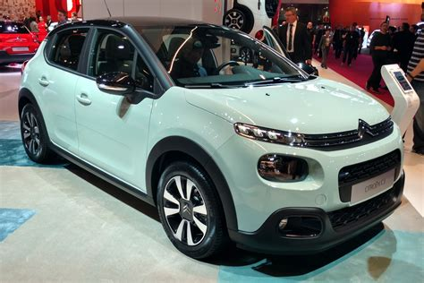 New Citroen by New Citroen C3 2016 Unveiled Official Pictures Auto