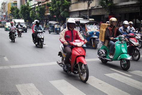 Motorradvermietung Phuket by Motorrad Und Rollerverleihe In Bangkok Reisebericht Thailand