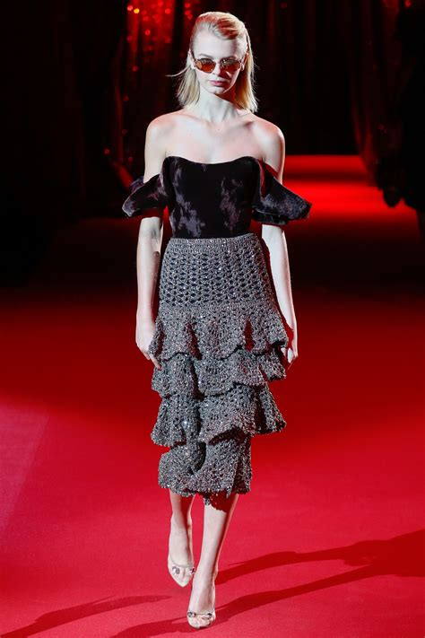 Fashion Show Wardrobe by Ulyana Sergeenko 2017 Couture Fashion Show Looks