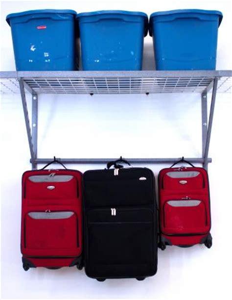 How To Store Bags In Closet by Garage Storage Ideas Monkey Bar Storage
