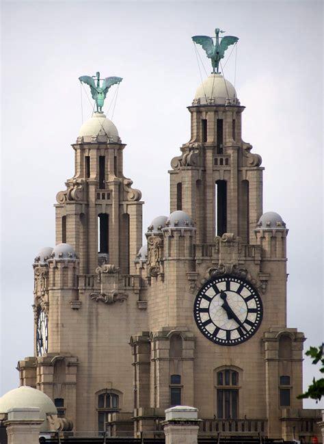 Liverpool Bird liver birds sculpture bob speel s website